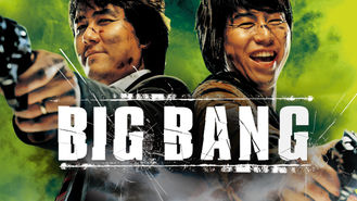 Netflix box art for Big Bang