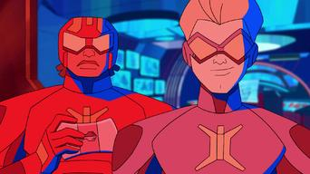 Stretch Armstrong & the Flex Fighters: Season 1: Online Presence