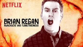 Brian Regan: Nunchucks and Flamethrowers