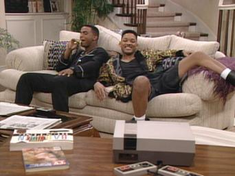 The Fresh Prince of Bel-Air: Season 2: Striptease for Two