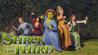 Is Shrek The Third 2007 On Netflix United Kingdom