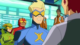 Stretch Armstrong & the Flex Fighters: Season 1: Endgame