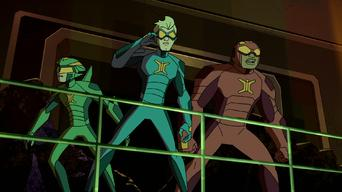 Stretch Armstrong & the Flex Fighters: Season 1: The Age of Flexarium
