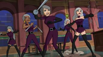 Stretch Armstrong & the Flex Fighters: Season 1: The Gangs of Old Town