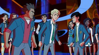 Stretch Armstrong & the Flex Fighters: Season 1: Crisis at the Cleo