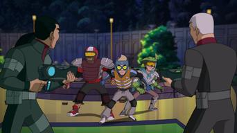 Stretch Armstrong & the Flex Fighters: Season 1: Pulled In Every Direction