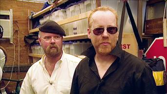 MythBusters: Season 4: Confederate Rocket
